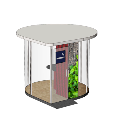 Smoking Shelters - SS260
