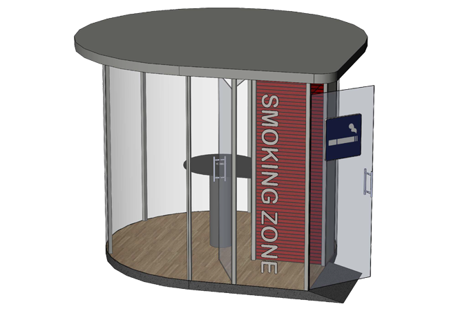 Outdoor Solution by Smoke Solution