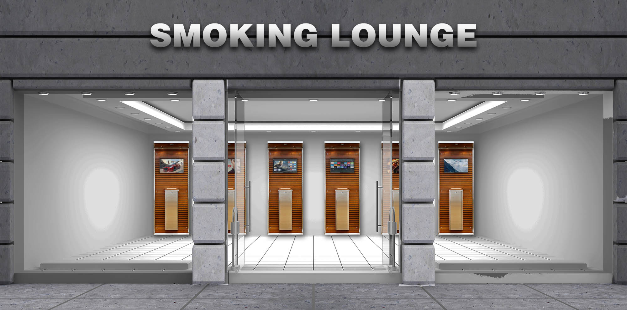 Smoking Lounge