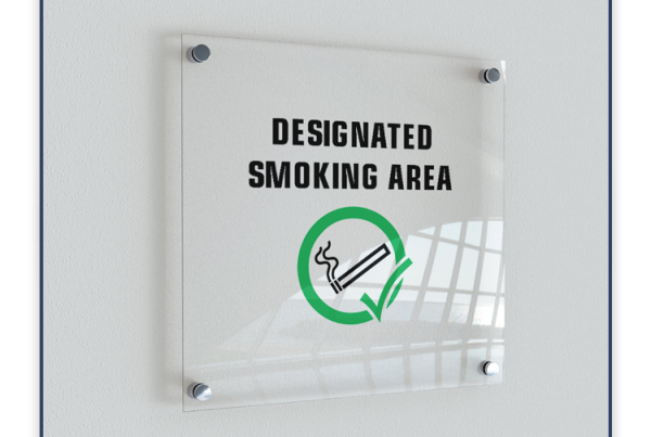 Designated Smoking Area by Smoke Solution