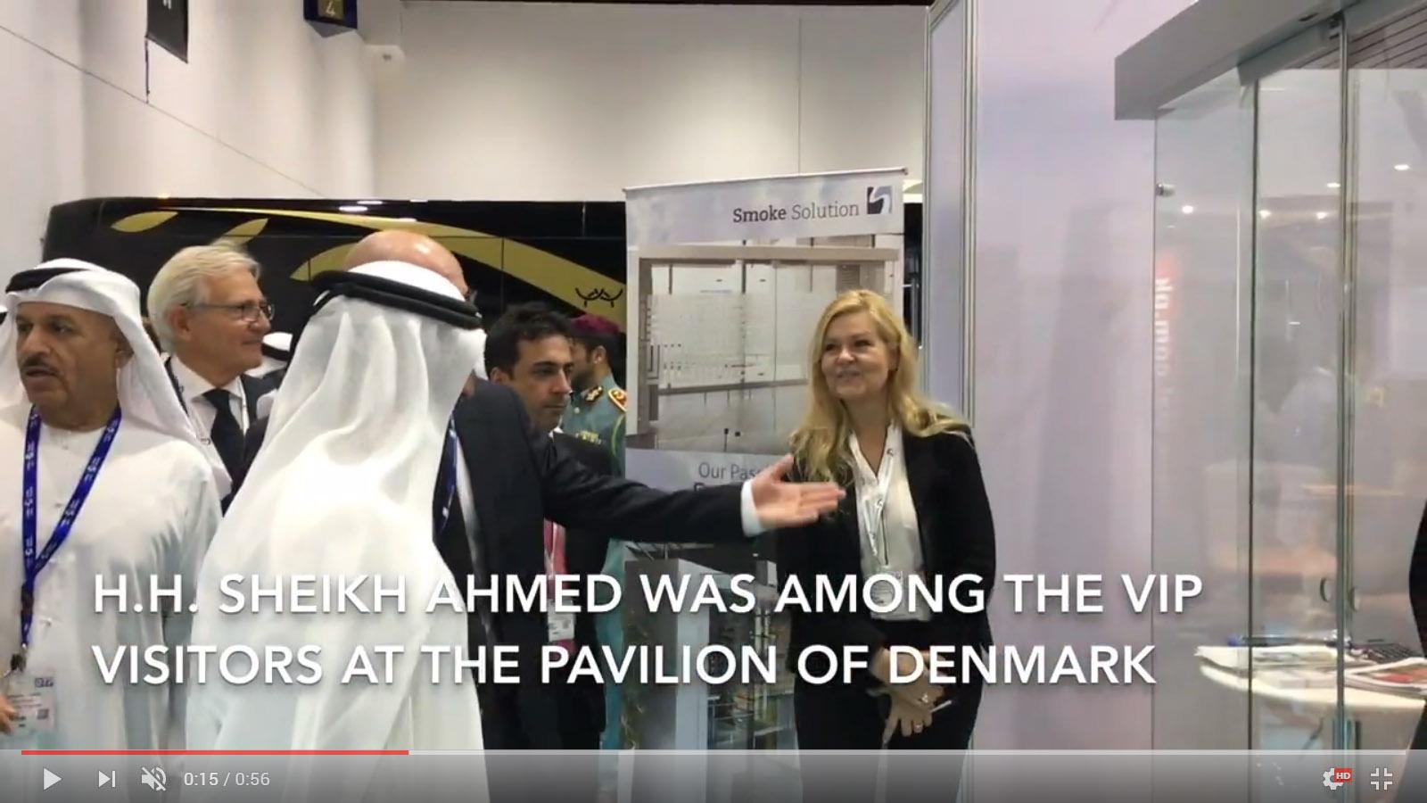 Dubai Airport Show 2017