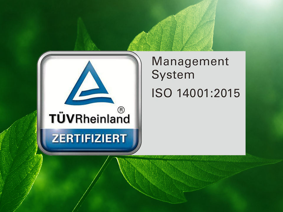 Smoke Solution Now ISO 14001 Certified