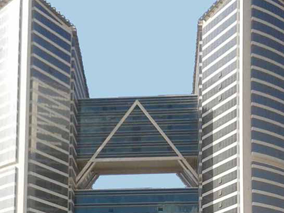 New Office in Dubai, United Arab Emirates